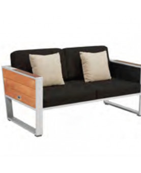 Outdoor 2 seater sofa - Del...
