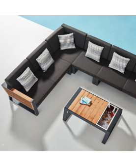 Outdoor corner sofa - Pacifica