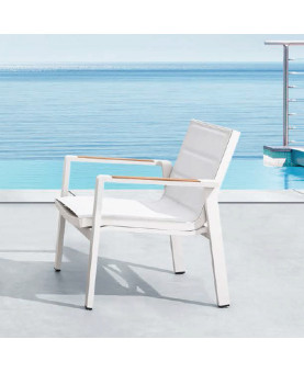 Set of 2 outdoor Armchairs...