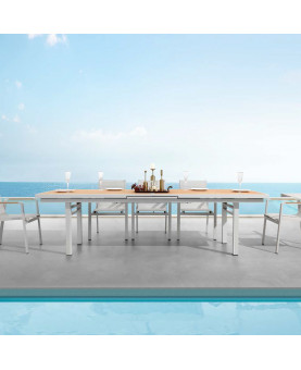 Outdoor extendable Dining...