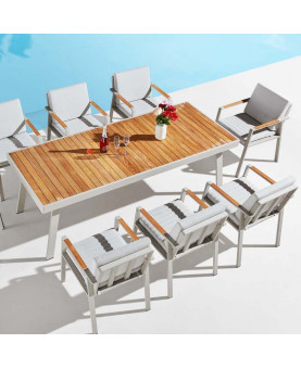 Outdoor dining Table 220 cm...