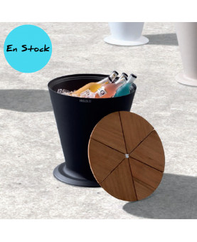 Ice Bucket / Side table -...