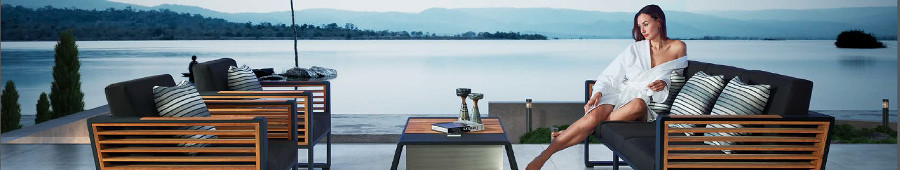 Outdoor furniture collection - Pacifica