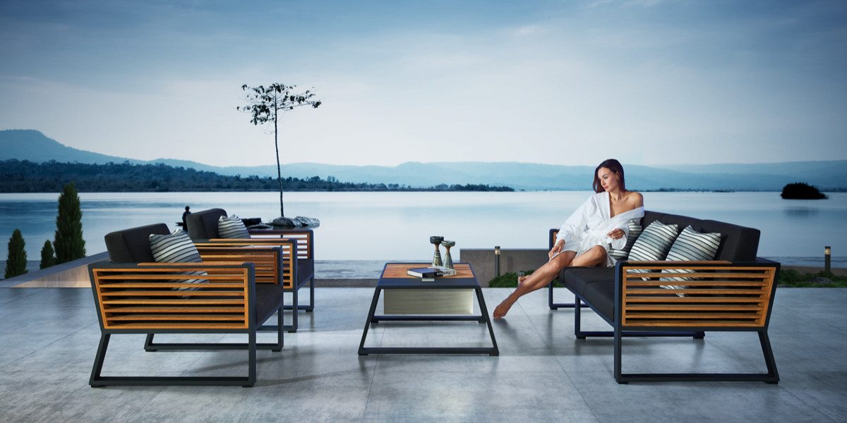 Pacifica outdoor furniture